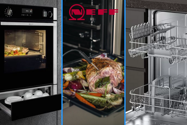 Christmas dinner made easy with Neff