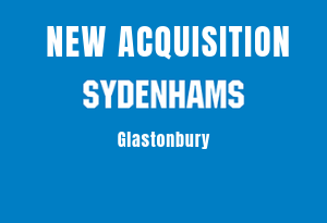 Sydenhams acquire Snows Timber, Glastonbury