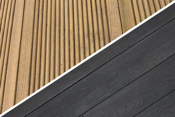 Timber Decking or Composite Decking?