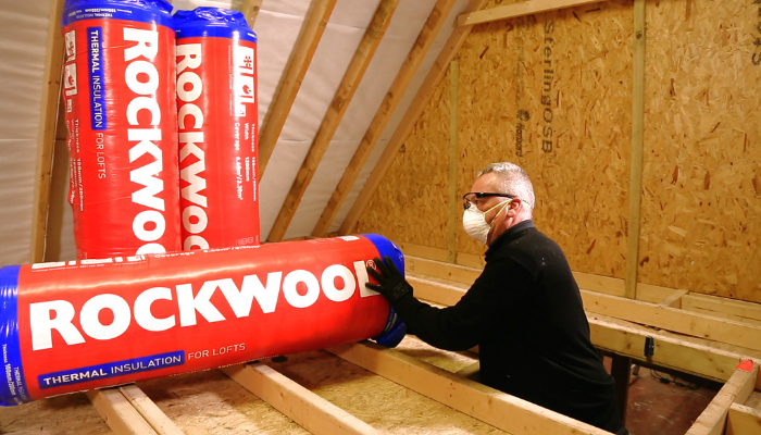 Green Homes Grant Rockwool