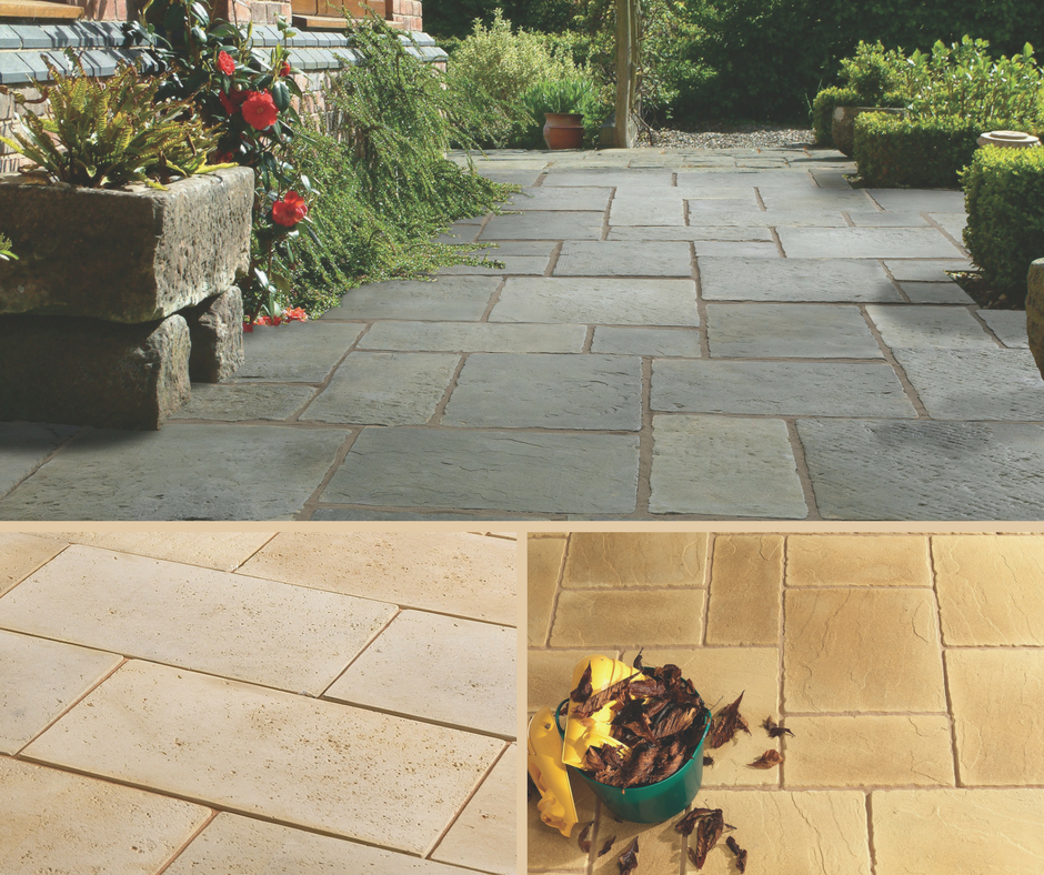 Decorative Concrete Paving