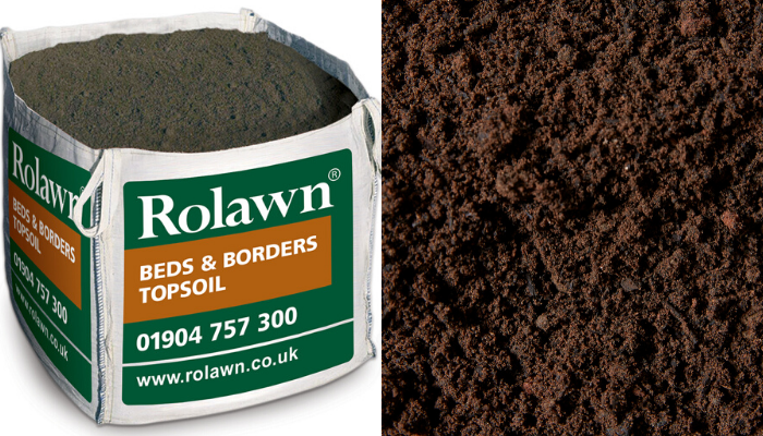 Rolawn Beds and Borders Topsoil