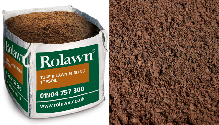 Rolawn Turf and Lawn Seeding Topsoil
