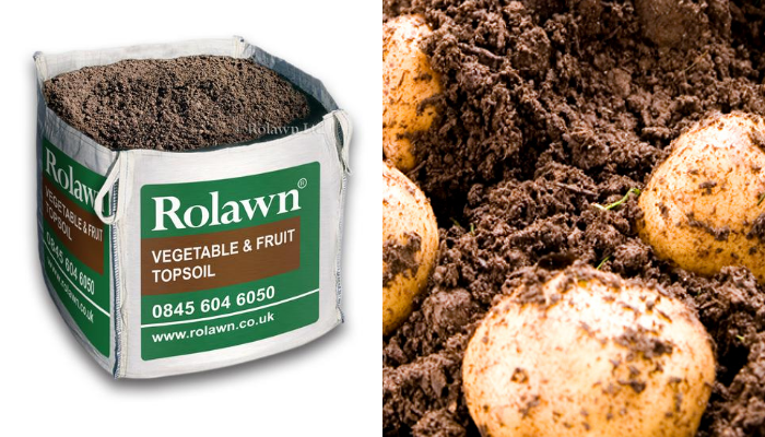 Rolawn Vegetable and Fruit Topsoil