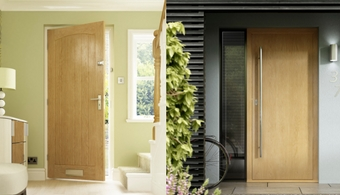 External Feature Doors