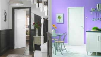 Interior Moulded & Paint Grade Doors