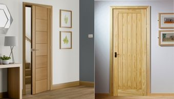 Interior Timber Range doors