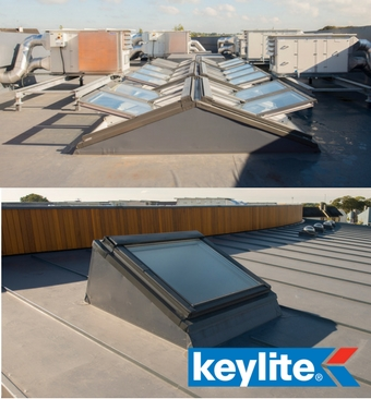 Flat Roof Window System