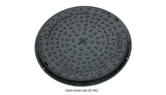 All Plastic Manhole Cover & Frame