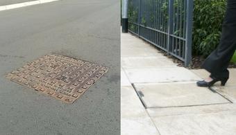 Manhole Covers | Drain Cover | Sydenhams