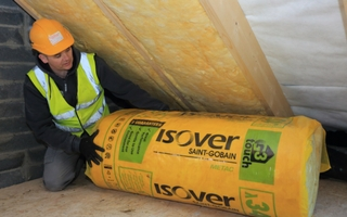 Isover Metac - Insulation Roll