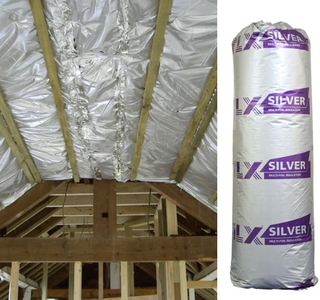 TLX Silver Insulating Breathable Membrane