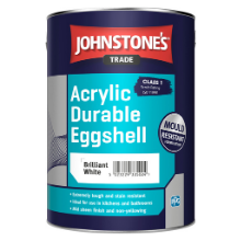 Johnstones Acrylic Eggshell Interior paint