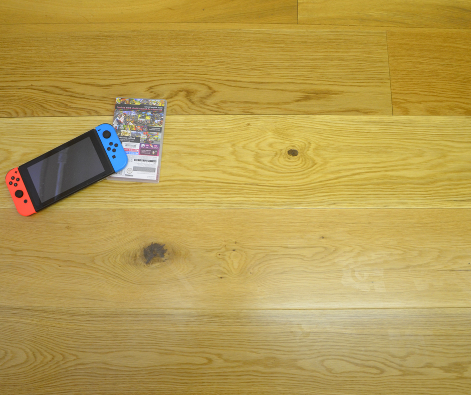 Lacquered Engineered Flooring
