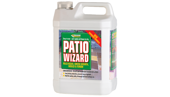 Landscaping Cleaning Products - Everbuild Patio Wizard