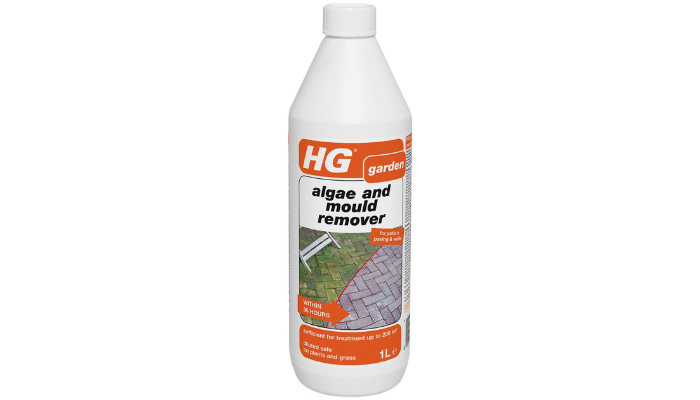 Landscaping Cleaning Products - HG Algae and Mould Remover
