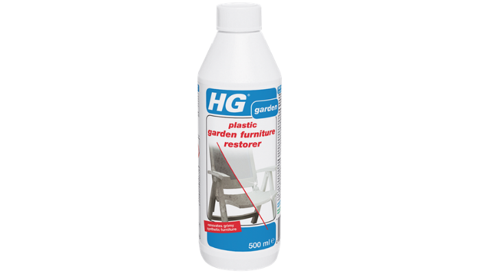 Landscaping Cleaning Products - HG Plastic Garden Furniture Restorer