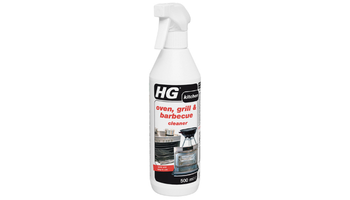 Landscaping Cleaning Products - HG Oven, Grill & Barbecue
