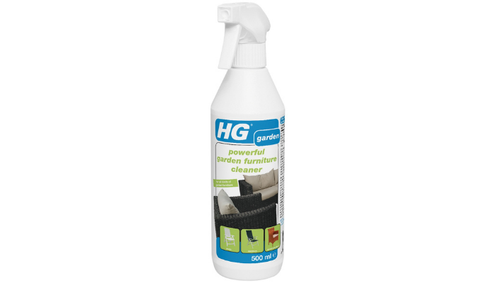 Landscaping Cleaning Products - HG Powerful Garden Furniture Cleaner