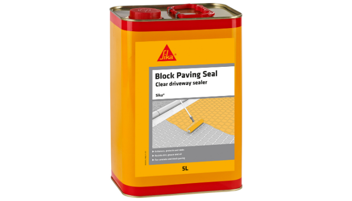 Landscaping Cleaning Products - Sika Block Paving Seal