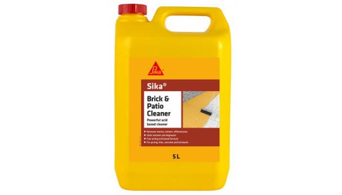 Landscaping Cleaning Products - Sika Brick & Patio Cleaner