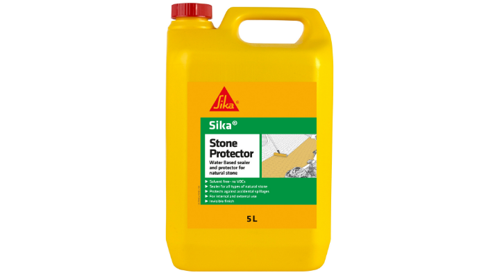 Landscaping Cleaning Products - Sika Stone Protector