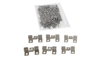 Gronodec Centre Clips & Screws