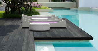 Millboard Composite Decking - Charred Oak