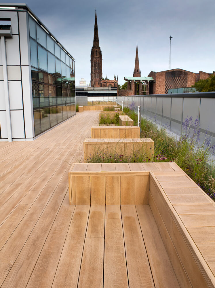 Millboard Composite Decking - Golden Oak
