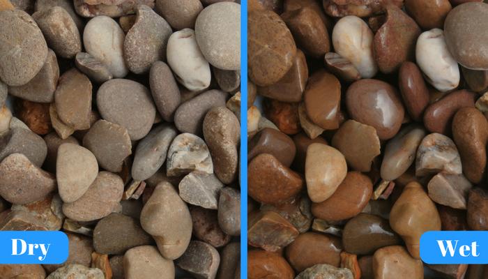 Tweed Landscaping /& Garden Quartzite /& Granite Pebbles 20-40mm