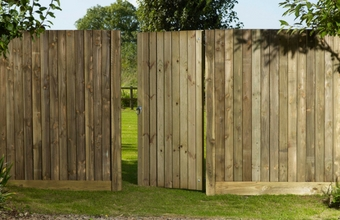 Babington - Tall Gates - Garden Gates