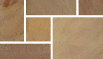 Classic Sandstone Heather Blend