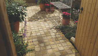 Natural Stone Setts - Fossil