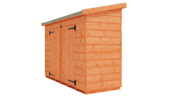 Glorybox Shed