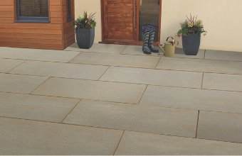 Discovery Porcelain paving