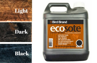 Bird Brand Ecosote Wood Preserver