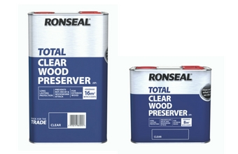 Ronseal Total Wood Preserver