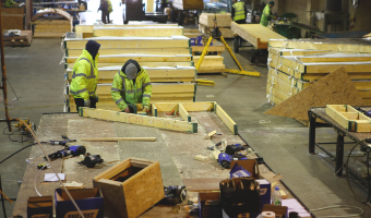 Timber Engineering - Fabrication
