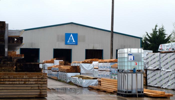 Sydenhams Tidworth Timber and Builders Merchant